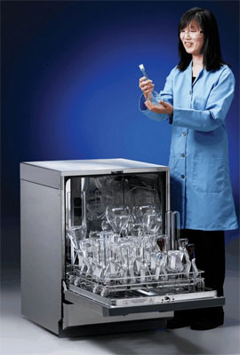 Labconco® FlaskScrubber® Laboratory Glassware Washers