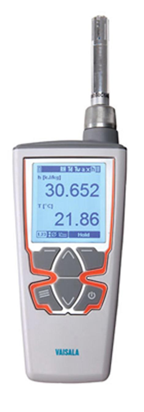 Vaisala Handheld Humidity and Temperature Meter