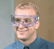 Uvex FUTURA Safety Goggles